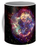 The Many Sides Of The Supernova Remnant Coffee Mug by Nasa