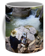 The Narrows Quality Time Coffee Mug by Bob Christopher