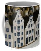 The Netherlands, Amsterdam, Model Houses Coffee Mug by Keenpress
