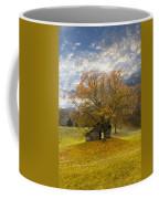 The Old Oak Tree Coffee Mug by Debra and Dave Vanderlaan