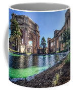 The Palace Of Fine Arts Coffee Mug by Everet Regal