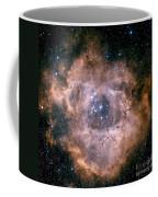 The Rosette Nebula Coffee Mug by Charles Shahar