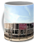 The Spectum In Philadelphia Coffee Mug by Bill Cannon