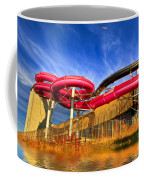 The Sun Centre Coffee Mug by Adrian Evans
