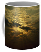The Sun Obscured By A Late Afternoon Coffee Mug by Jason Edwards