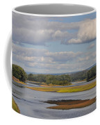 The Susquehanna River At Kingston Pa. Coffee Mug by Bill Cannon