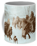 The Underground Railroad Coffee Mug by Photo Researchers