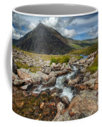 The Valley Coffee Mug by Adrian Evans