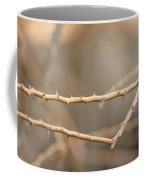Thorny Desert Plant Inside The Desert Coffee Mug by Joel Sartore