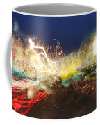 Time Tunnel Coffee Mug by Rick Rauzi