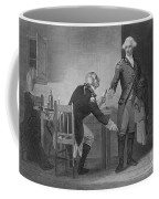 Treason Of Benedict Arnold, 1780 Coffee Mug by Photo Researchers