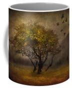 Tree And Birds Coffee Mug by Svetlana Sewell