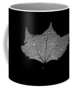 Turn Over A New Leaf Coffee Mug by Betsy Knapp