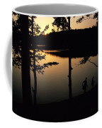 Twilight Over Walden Pond, Made Famous Coffee Mug by Tim Laman