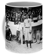 Ty Cobb Coffee Mug by Bill Cannon