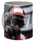 U.s. Navy Aviation Ordnanceman Reports Coffee Mug by Stocktrek Images