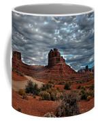 Valley Of The Gods II Coffee Mug by Robert Bales