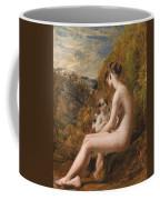 Venus And Cupid  Coffee Mug by William Etty