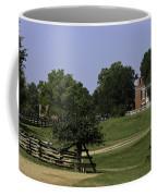 View Of Appomattox Courthouse 1 Coffee Mug by Teresa Mucha