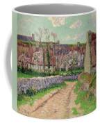 Village In Clohars Coffee Mug by Henry Moret