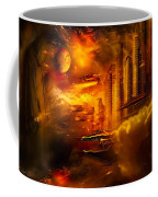 War And Death Coffee Mug by Svetlana Sewell
