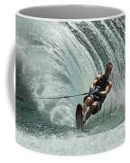 Water Skiing Magic Of Water 10 Coffee Mug by Bob Christopher