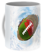 Wee Football Coffee Mug by Nikki Marie Smith