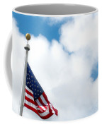 When Shall Truth Set Us Free? Coffee Mug by Rory Sagner