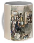 White League, 1874 Coffee Mug by Granger