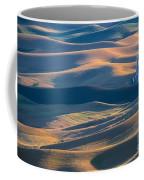 Whitman County Grain Silo Coffee Mug by Sandra Bronstein