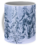 Winter Coat Coffee Mug by Aimelle