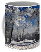 Winter Morning Coffee Mug by Lois Bryan