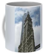 Wrigley Building Coffee Mug by Arlene Carmel