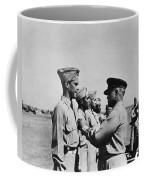 Wwii: Flying Cross Awards Coffee Mug by Granger