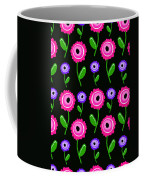 Young Florals  Coffee Mug by Louisa Knight