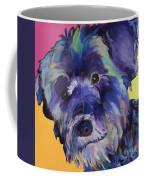 Beau Coffee Mug by Pat Saunders-White