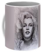 Marilyn Coffee Mug by Jack Skinner