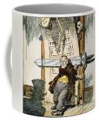 Skeletons Of Malfeasance Coffee Mug by Granger