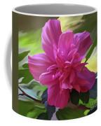 Althea Hibiscus I Coffee Mug by Patricia Griffin Brett