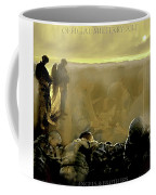 Angels And Brothers Coffee Mug by Todd Krasovetz