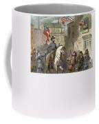 Barbara Frietschie Coffee Mug by Granger