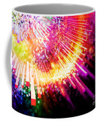 Lighting Explosion Coffee Mug by Setsiri Silapasuwanchai