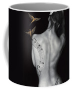Muse-ic Coffee Mug by Pat Erickson