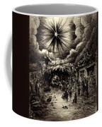 Night In Bethlehem Coffee Mug by Rachel Christine Nowicki