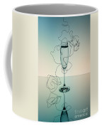 Reflection Coffee Mug by Nailia Schwarz