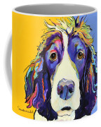 Sadie Coffee Mug by Pat Saunders-White