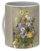 Summer Flowers Coffee Mug by John Gubbins