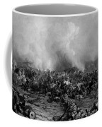 The Battle Of Gettysburg Coffee Mug by War Is Hell Store