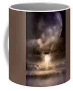 The Door Coffee Mug by Svetlana Sewell