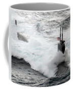The Los Angeles-class Fast Attack Coffee Mug by Stocktrek Images